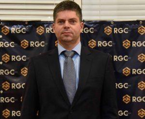 Fábio Rabelo, diretor da RGC